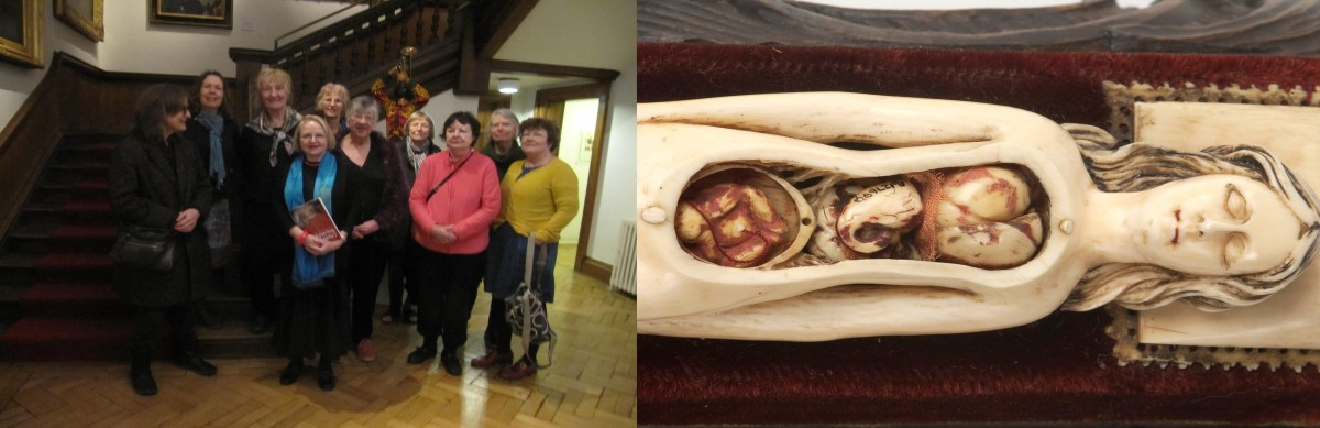 WSG visit, Portraying Pregnancy: from Holbein to Social Media